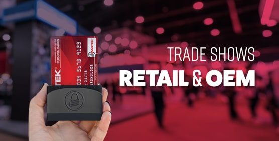 Meet with MagTek at Retail and OEM Tradeshows
