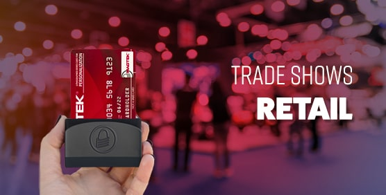 Meet with MagTek at Retail Tradeshows