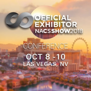 MagTek will be at the NACS Show 2018 on October 8-7 in Las Vegas, NV.