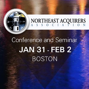 MagTek will be at the North East Acquirers Association Conference and Seminar on Jan 31- Feb 2.