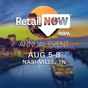 MagTek will be at the RetailNOW RSPA Annual Event 2018 on Aug 5th - 8th, in Nashville, TN