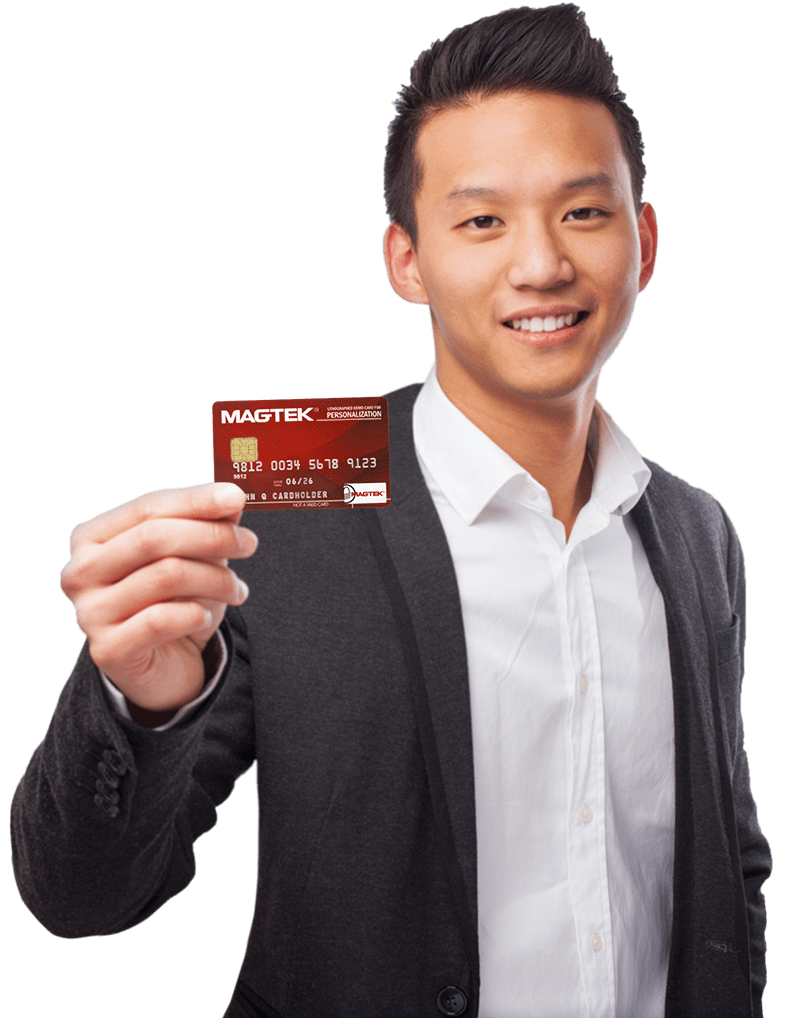 QwickCards is a convenient and easy to use system for instantly producing debit and credit cards for members of banks and credit unions.
