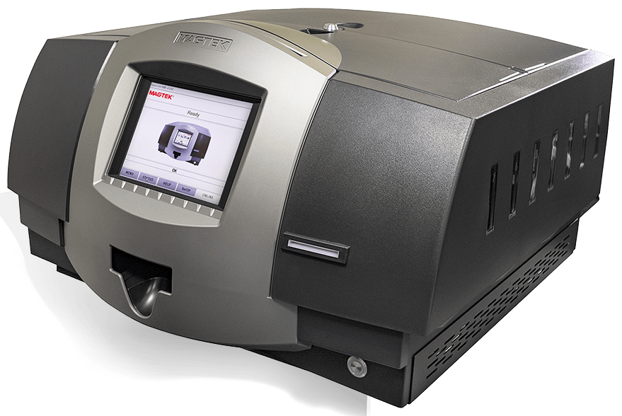QwickCards instant issuance system uses the ExpressCard 3000 card printer to produce beautiful cards