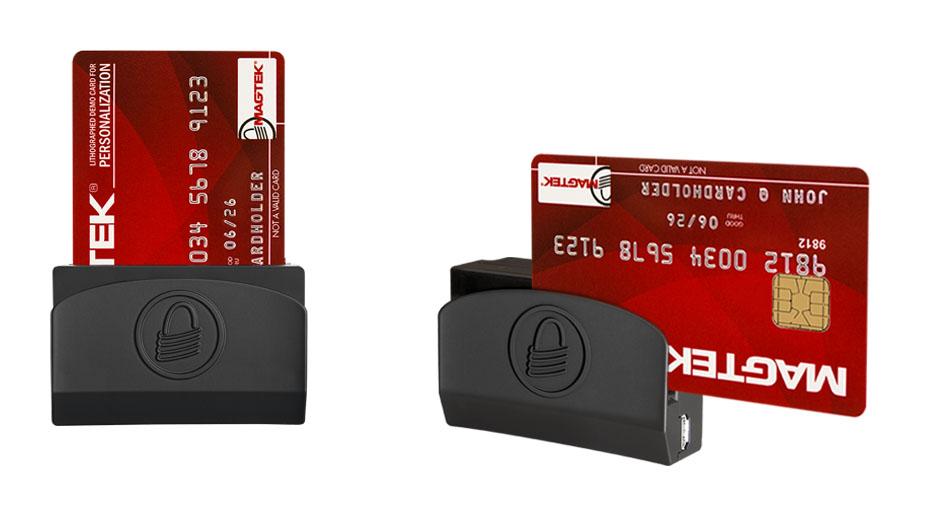 eDynamo - Secure Mag/EMV Chip Card Reader