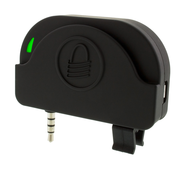 uDynamo - Android and iOS Audio Jack Swipe Card Reader - MagTek